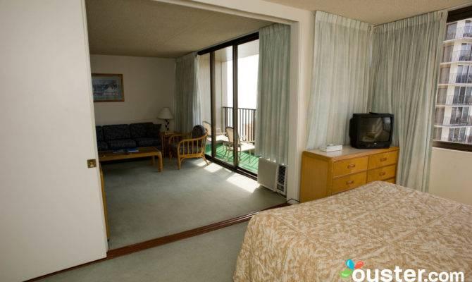 One Bedroom Bath Deluxe Ocean Suite Aston