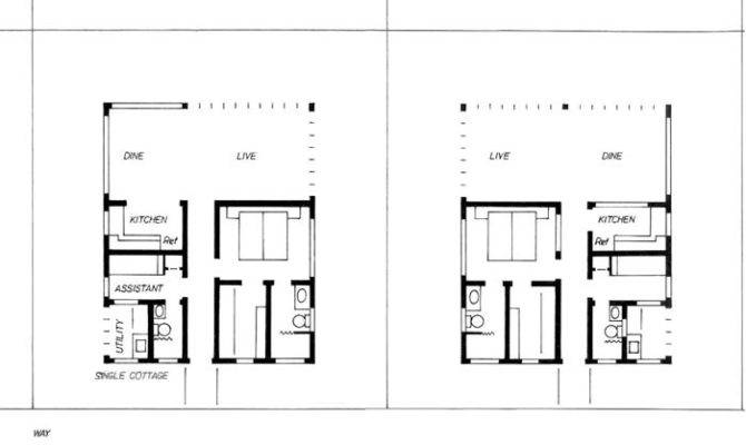 One Bedroom Cottage Plans Small