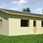 One Bedroom Earthbag House Plans