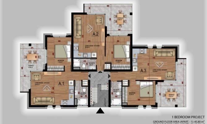 One Bedroom Elite Beach Garden Apartment Northern Cyprus