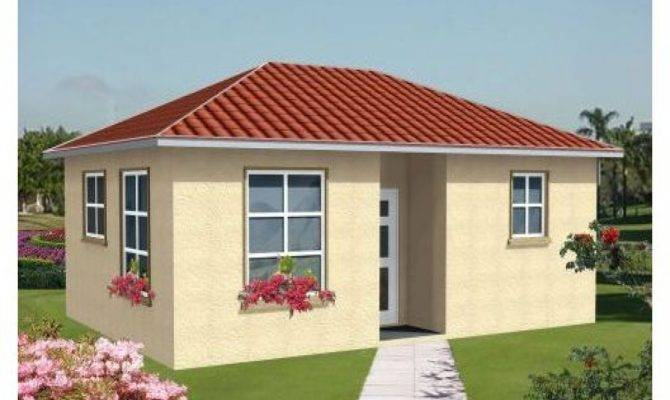 One Bedroom Home Plans Cottage
