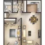 One Bedroom Rentals Near House Rent