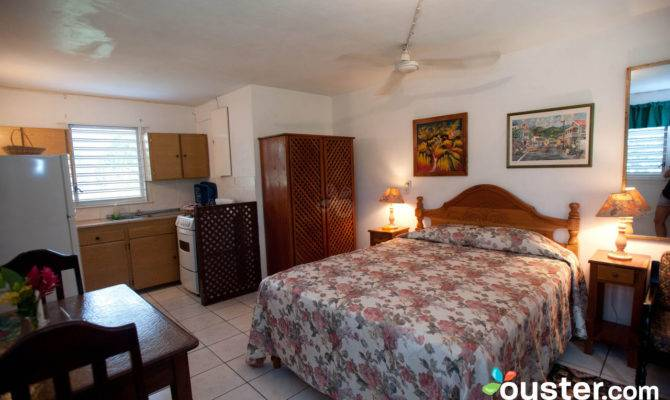 One Bedroom Studio Firefly Beach Cottages