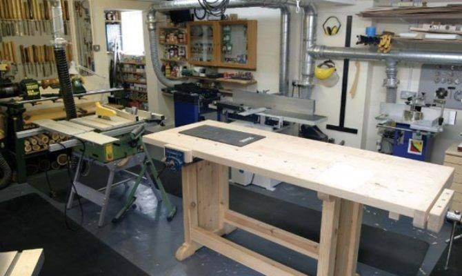One Car Garage Woodshop Building Workshop