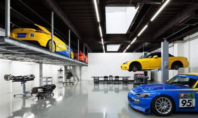 One Car Garage Workshop Layout Tuning