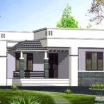 One Floor House Design Feet Home Kerala Plans