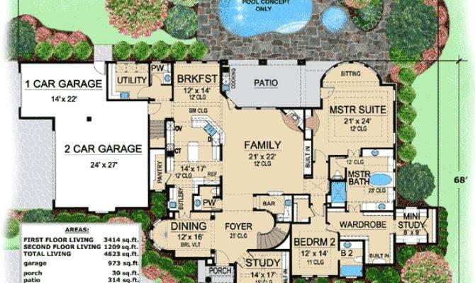 One Kind Luxury Villa Architectural