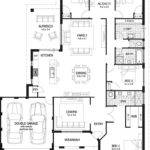One Level Luxury House Plans Amazing Single Story
