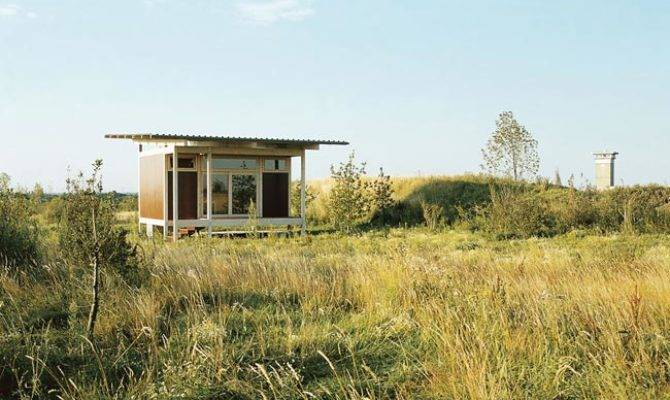 One Man House Architectuul