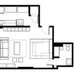 One Room Apartment Floor Plan Smart Studio Layouts