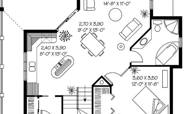 One Room House Plans Smalltowndjs