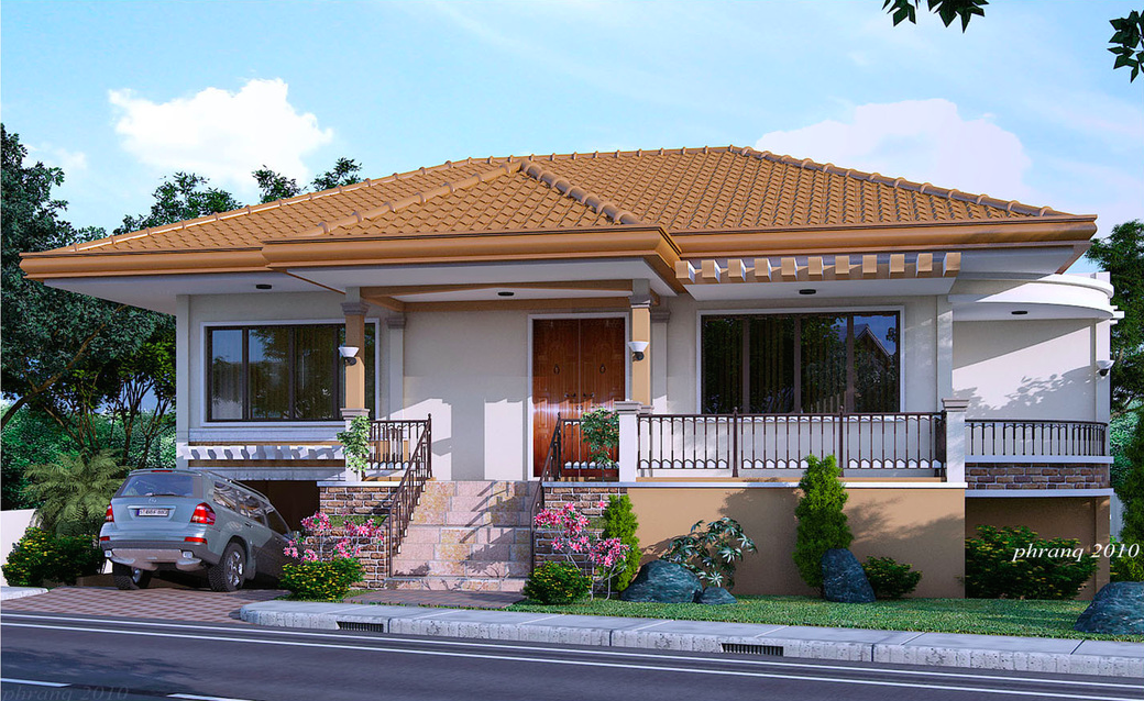 One Y House Design Basement Garage, Home Plans With Basement Garage