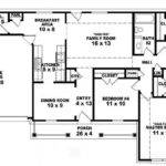 One Story Bedroom House Plans High Quality Small Home
