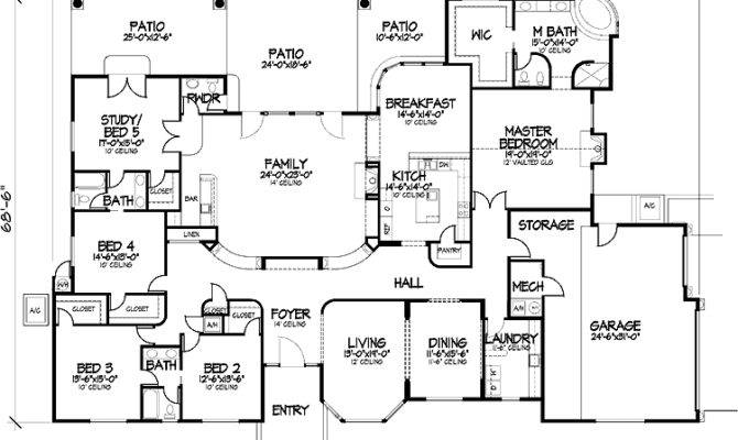 9 2 Story 5 Bedroom House Plans That Will Change Your Life House Plans