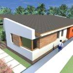 One Story House Plans Modern Building