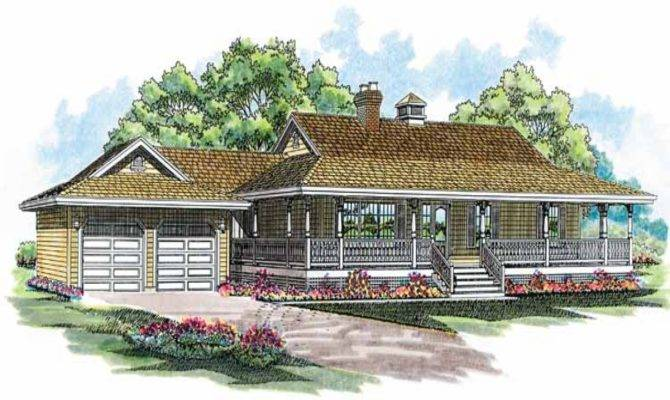One Story House Plans New