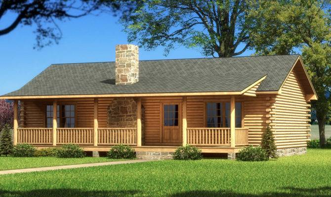 One Story Log Cabins Quotes
