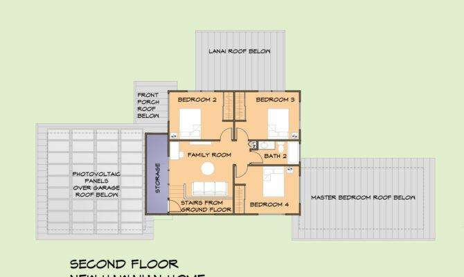 One Story Ranch House Plans Hawaiian Style Homes Floor