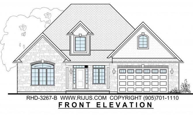 Ontario Bcin House Plans