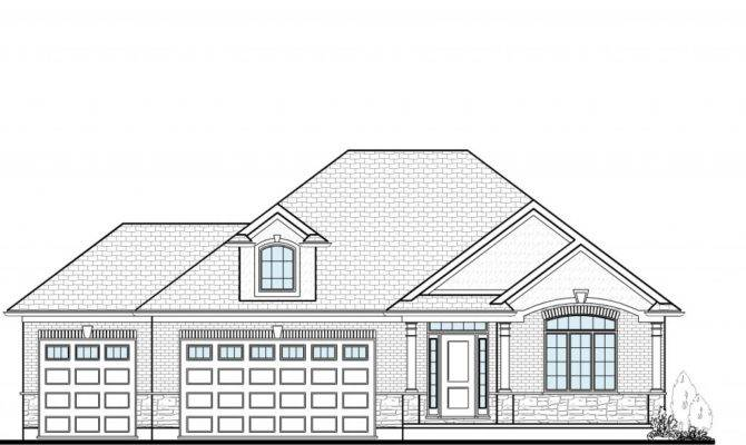 Ontario House Plans Design
