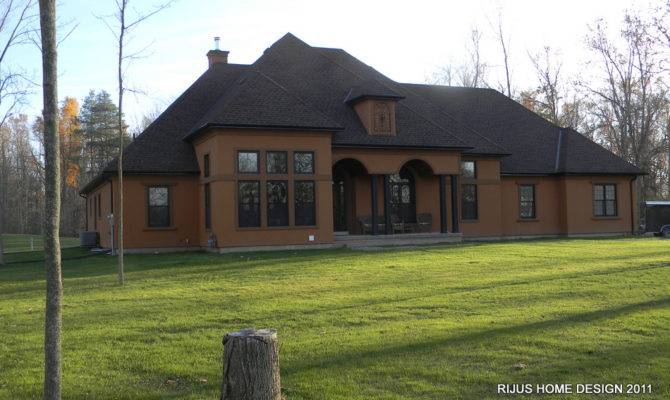 Ontario House Plans Floor