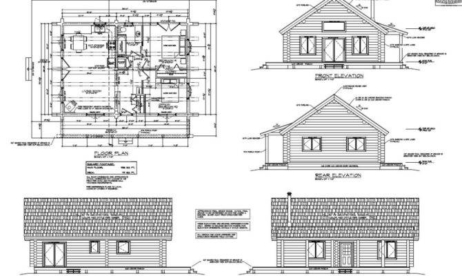 Ontario Log Home Plans Kealey Tackaberry Homes