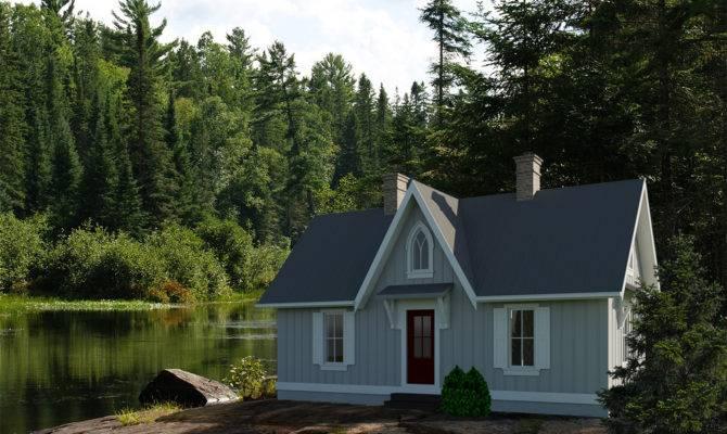 Ontario Tiny House Plan