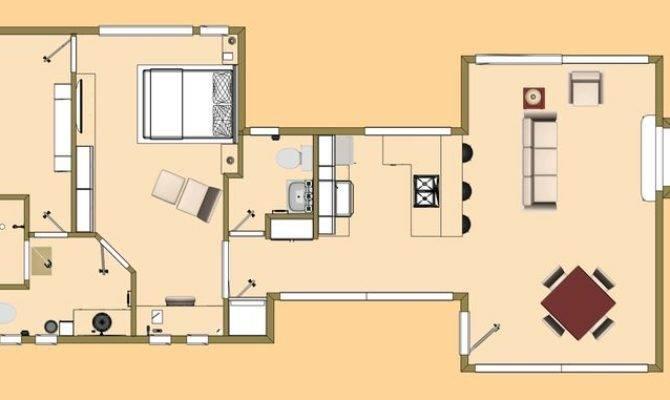 Open Auracee Floor Plan Cozys House Plans 5991