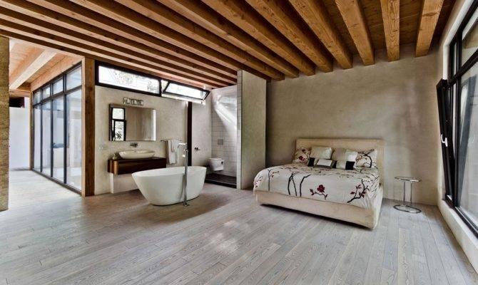 Open Bathroom Design Bedroom Homecaprice