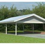 Open Carport Designs Pdf Pole Barn Plans Blueprints