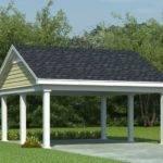 Open Carport Plans Car Garage Interiors Design Ideas Pin House 36266