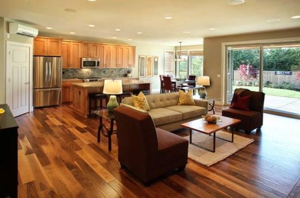 Open Concept Kitchen Living Room Design, Open Concept Kitchen Living Room Designs