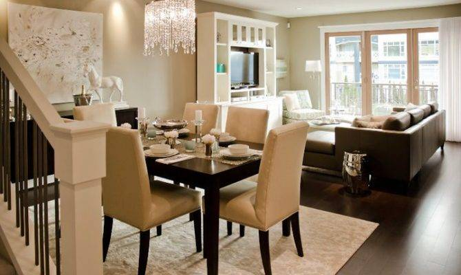 Open Dining Room Contemporary Twenty One Two