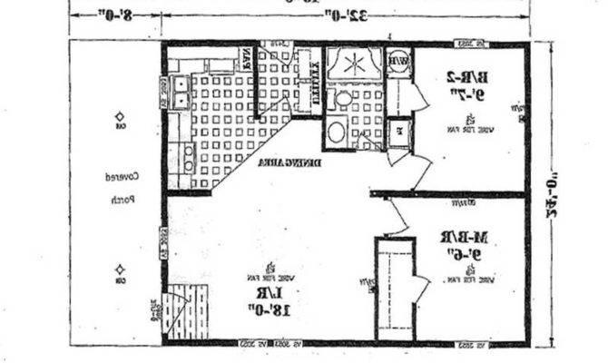 Open Floor Plan Homes Porch House Plans