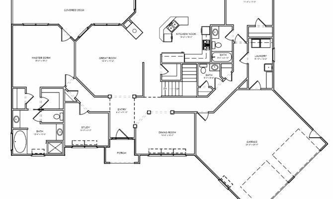 Open Floor Plan Modular Homes Home Deco Plans