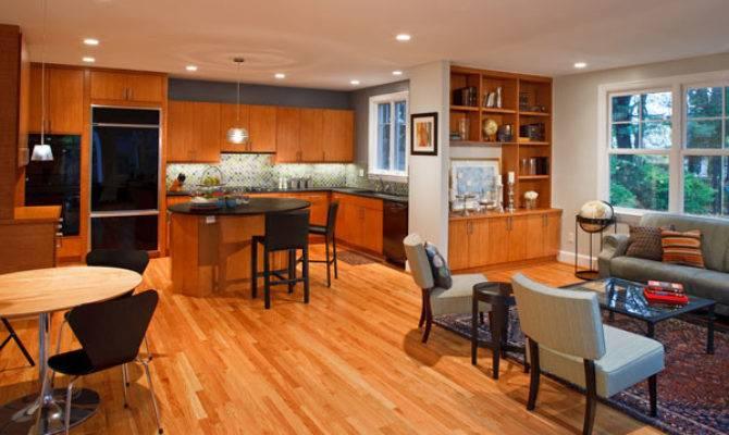 Open Floor Plans Kitchen Dining Room
