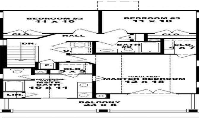 Open Floor Plans One Story House Craftsman