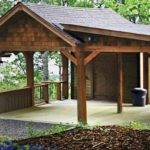 Open Garage Plans Remarkable Carport Storage