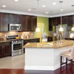Open Kitchen Concept Our Home Plans Interior