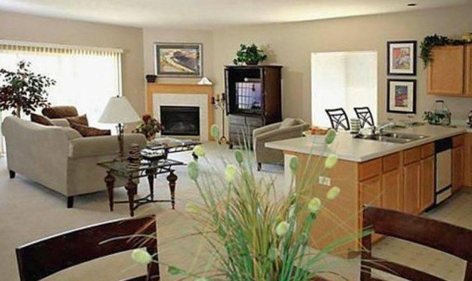 Open Kitchen Living Room Designs Decobizz