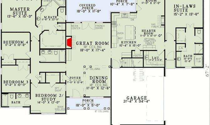 Open Living Law Suite Floor Master