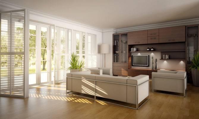 Open Living Room Interior Design Ideas