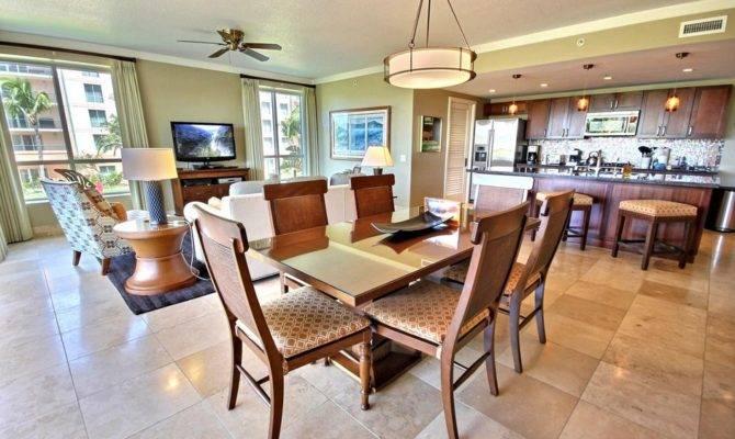Open Living Room Kitchen Designs Best Floor