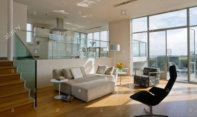 Open Living Room Split Kitchen Floor Best