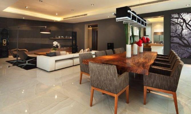 Open Plan Dining Room Design Ideas Photos Inspiration