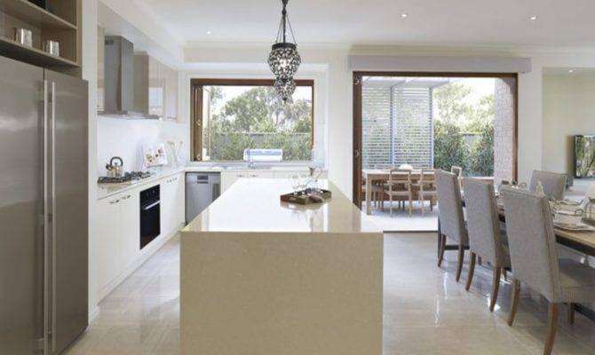 Open Plan Kitchen Dining Lounge