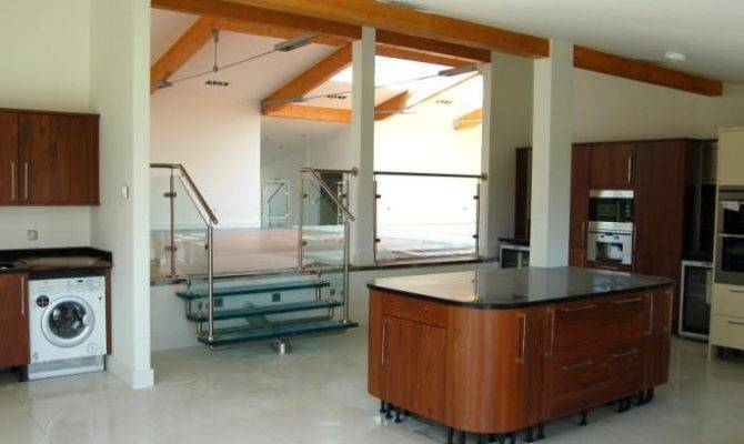 Open Plan Kitchen Island Design Ideas Photos Inspiration
