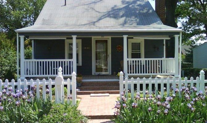 Open Porch Part