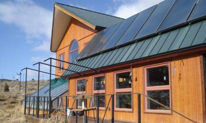 Optimally Efficient Off Grid Passive Active Solar