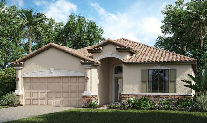 Orange Blossom Ranch Executive Homes New Home Community
